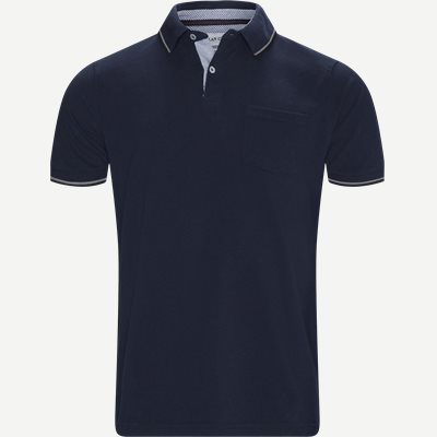 Bahamas Polo T-shirt Regular | Bahamas Polo T-shirt | Blå